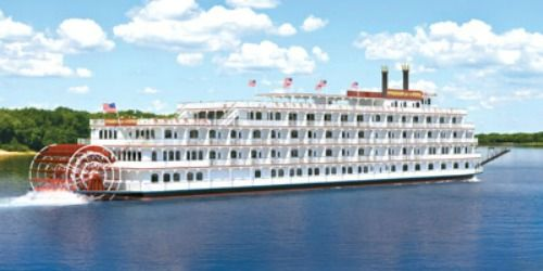 The Queen may look like a traditional Mississippi riverboat, but she has the latest safety, environmental and construction technologies.