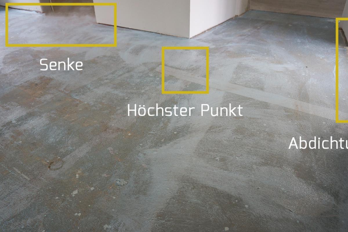 Boden Nivellieren Anleitung Diybook Boden Ausgleichen Fussboden Holzdielenboden