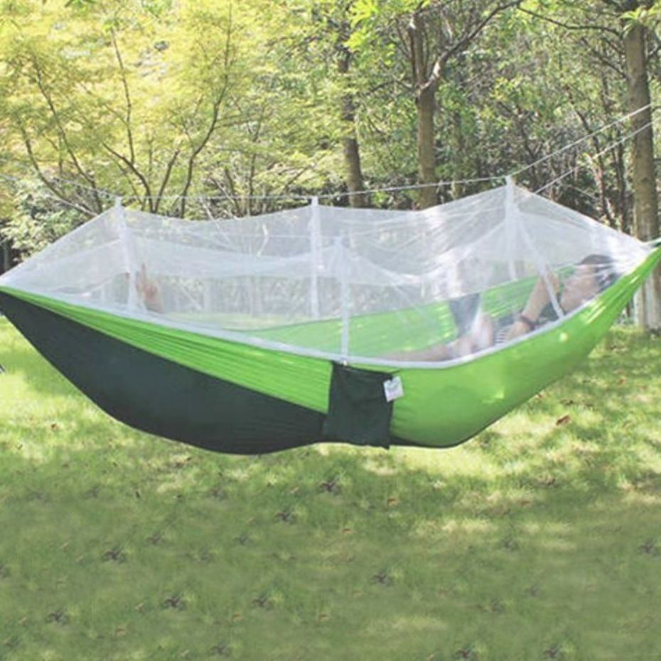 Hammock With Mosquito Net Parachute Bed Garden Hammock Hammock With Mosquito Net Outdoor Hammock
