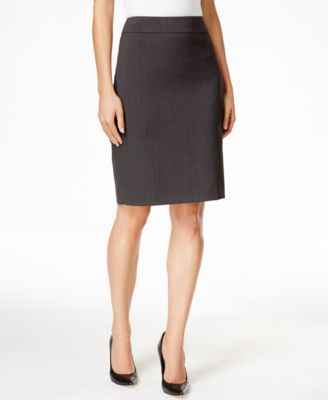 Calvin Klein Fit Solutions Pencil Skirt, Only at Macy's  | macys.com
