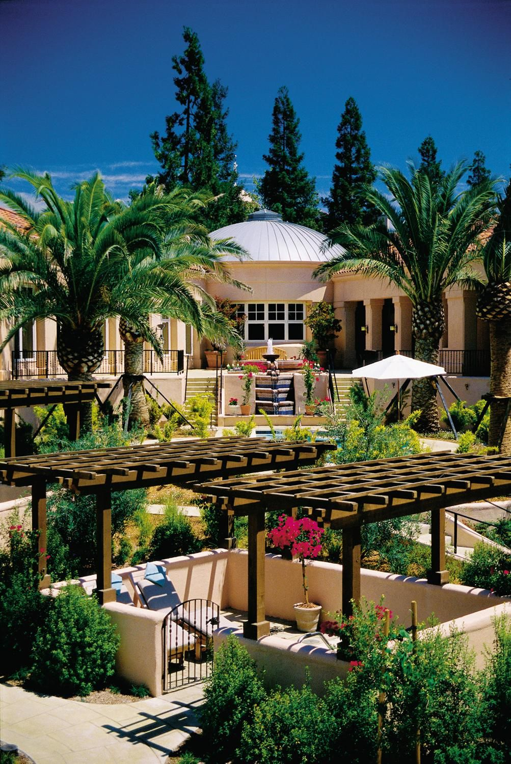 Fairmont Sonoma Mission Inn And Spa In Valley California