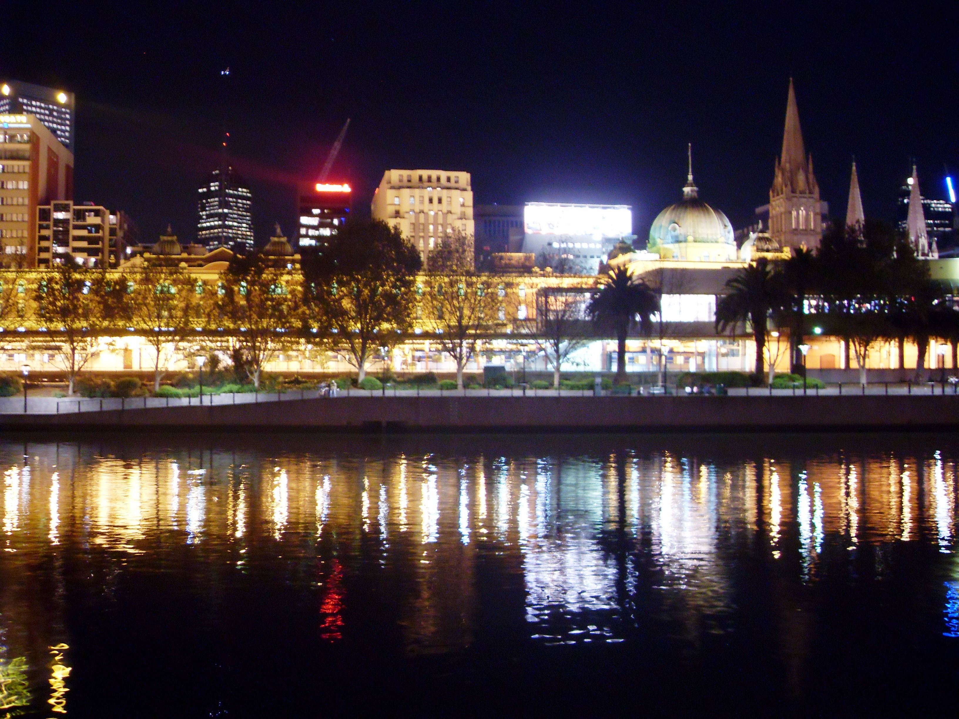 Looking across the yarra from southbank my photos photo