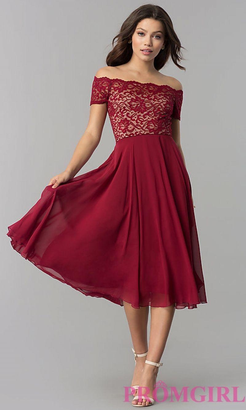 17++ Short burgundy wedding guest dress ideas