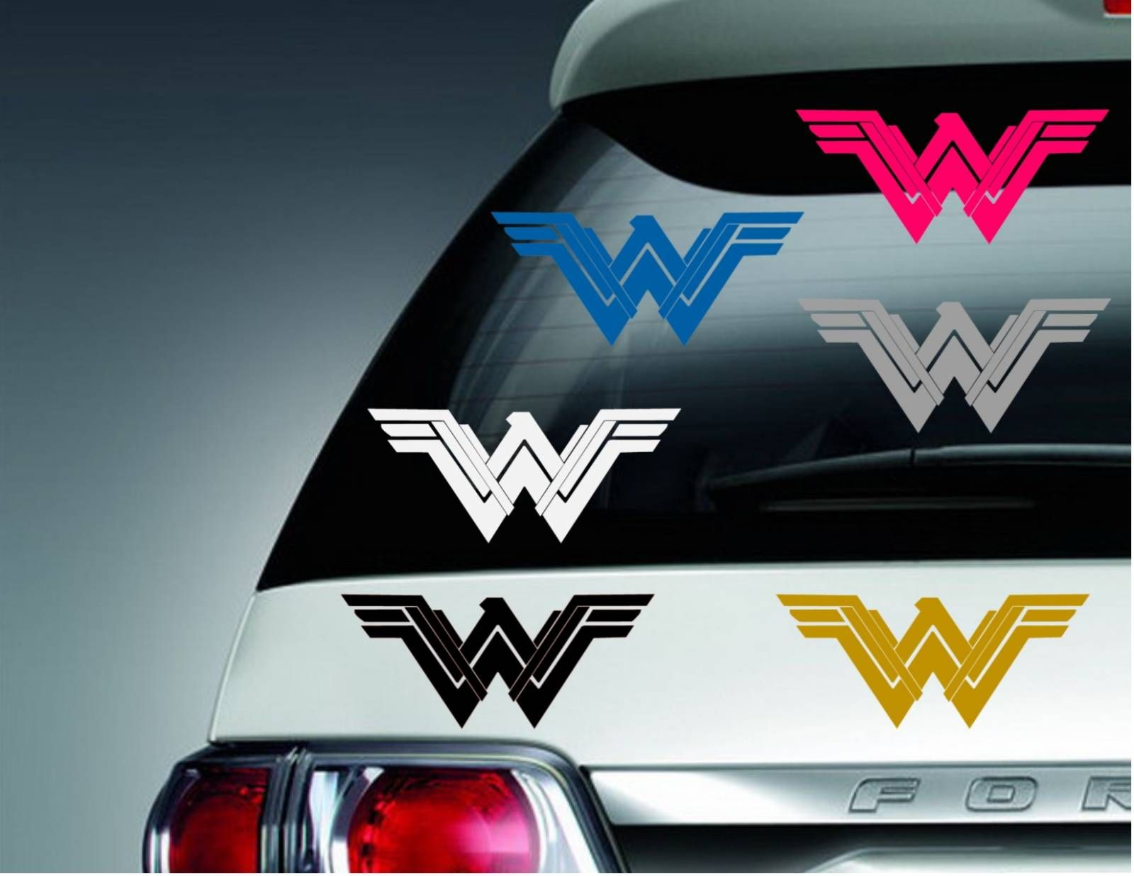 Wonder Woman Vinyl Decal Sticker In Many Colors And Sizes For Laptop Car Truck Wall Window Tablet Tumbler A Vinyl Decals Vinyl Decal Stickers Faces Film [ 1236 x 1600 Pixel ]