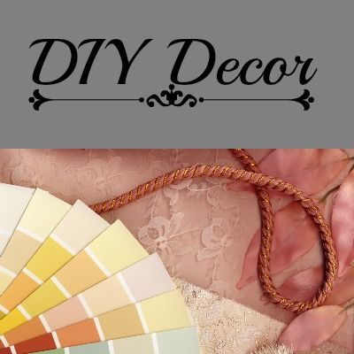 DIY Home Decor!
