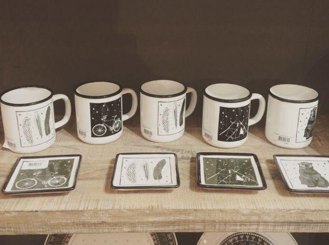 Mug email jardin d ulysse | Salon Maison & Objet | Pinterest ...