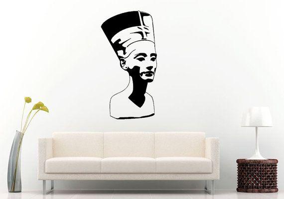 African Egyptian Ancient Mythology Nefertiti Queen Princess Goddess ...