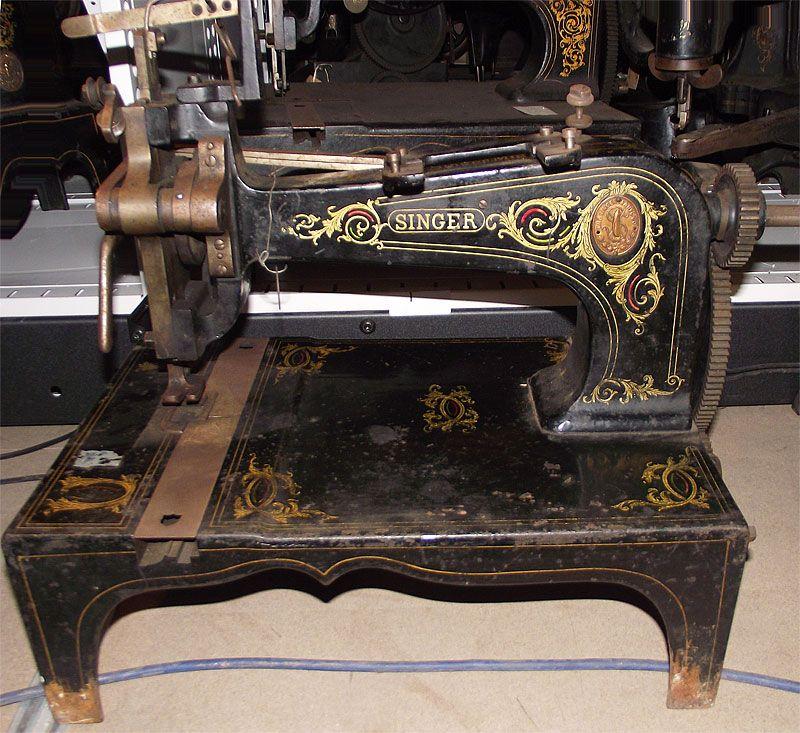 40kclass Vintage Sewing Machines Pinterest Sewing Vintage Stunning Singer 733 Sewing Machine