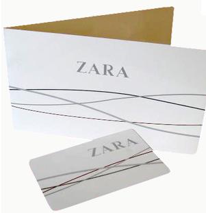 Zara Gift Card Vip Card Zara Gifts Cards