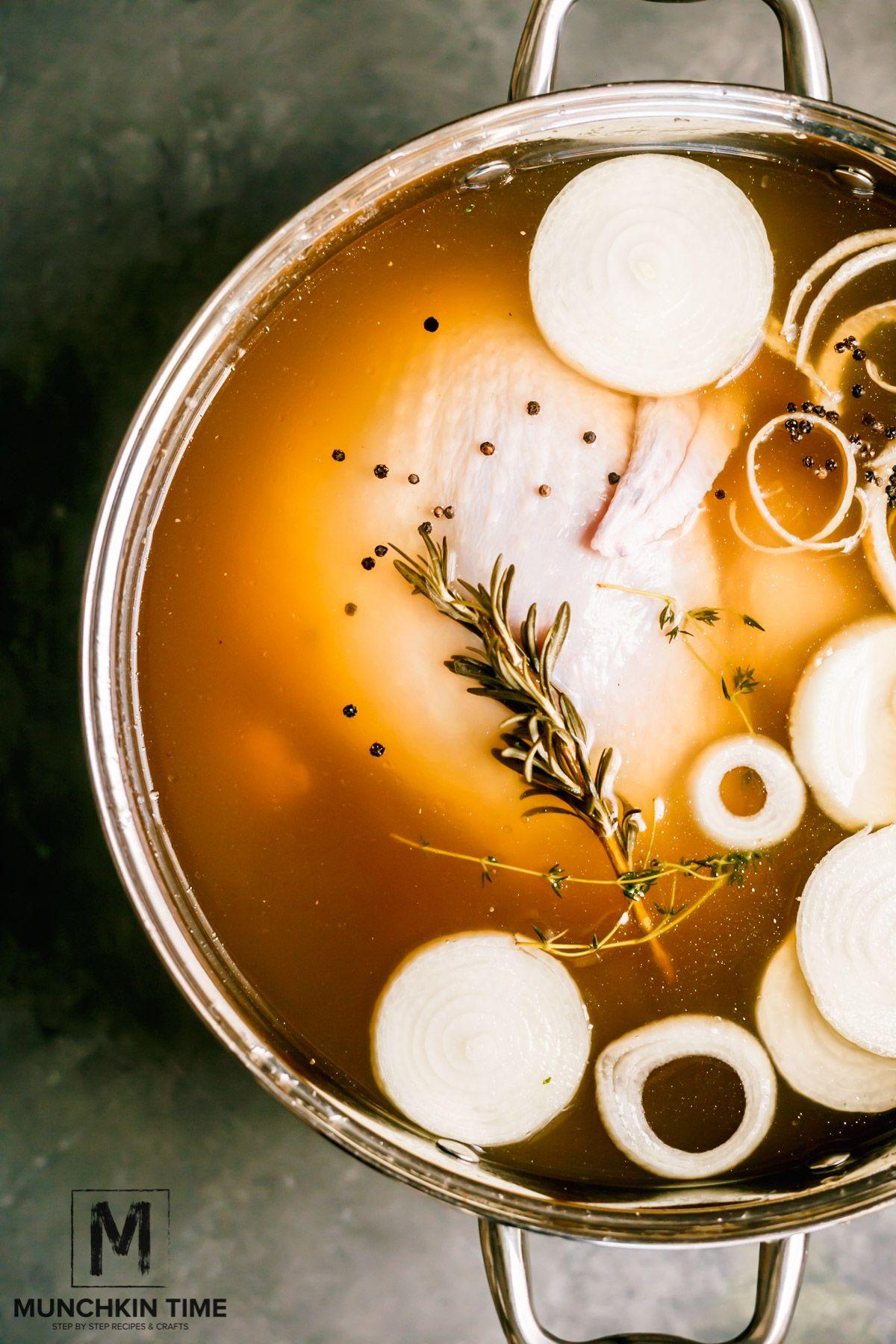 Super Easy Turkey Brine Recipe - Munchkin Time