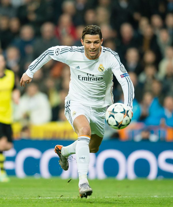 The Best Soccer Player Bulges | Ronaldo real madrid ...