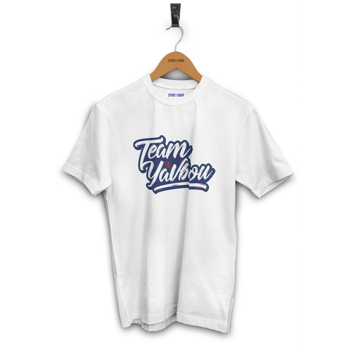 T shirt Team Yavbou Logo Taille : 1214 ans;34 ans;56