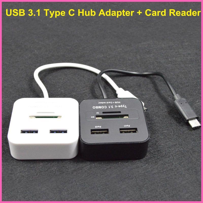 Micro HUB Card Reader USB//TF//SD OTG For Samsung Galaxy A5 Galaxy A5 Duos