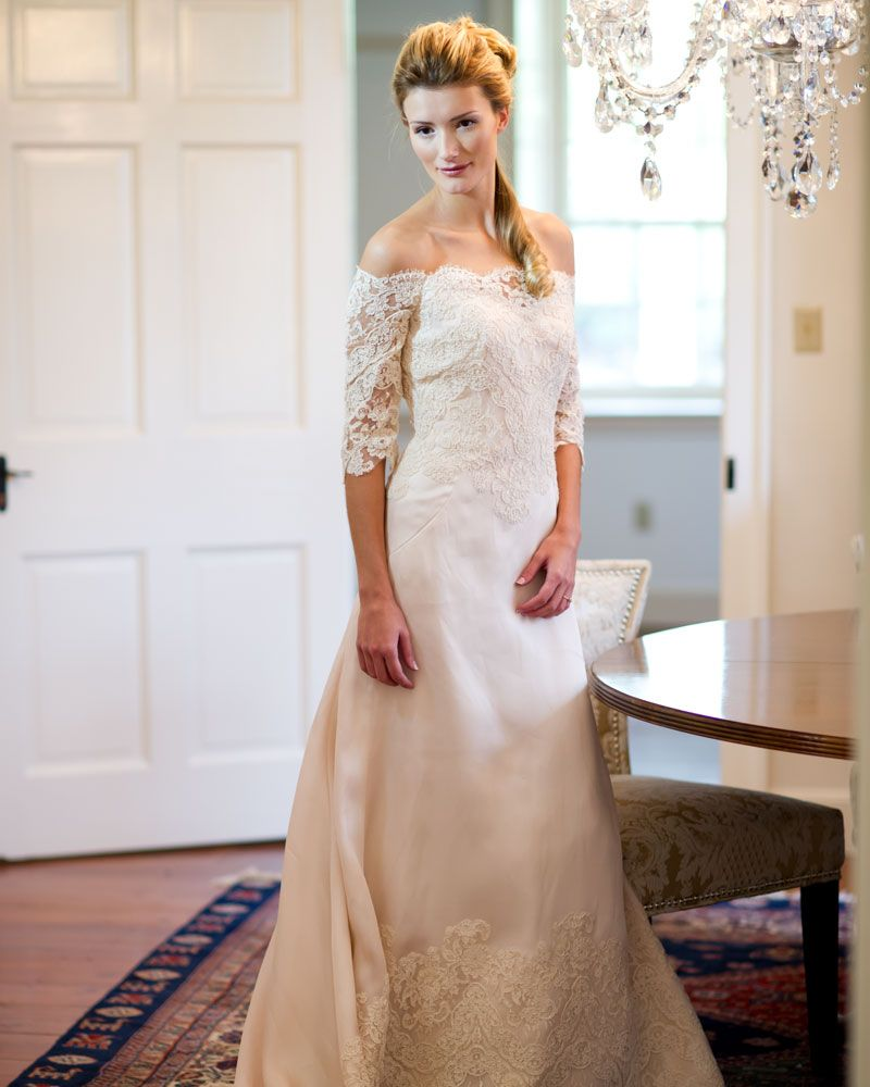 Posh Bridal and Wedding Dress Store – Lancaster PA – Janell Berté ...