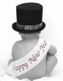 Happy New Year Baby New Year Newyear Baby Calendar
