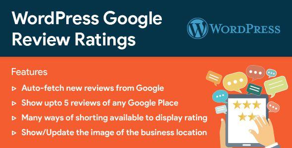 Wordpress Google Reviews Ratings Google Reviews Wordpress