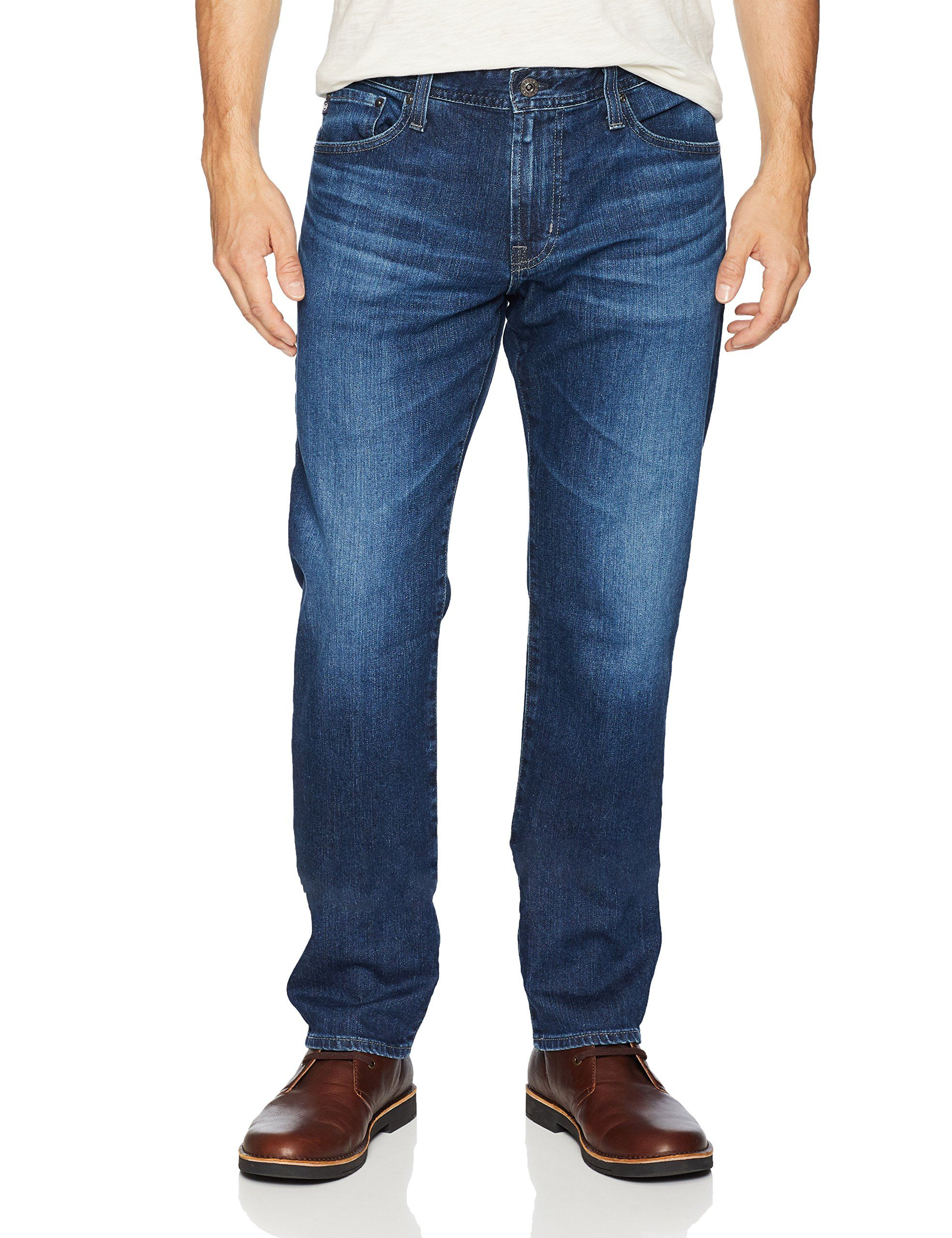 723e5f82 AG Adriano Goldschmied Mens Graduate Tailored Leg DAS Denim Pant Lakeview  36 34 >>> More info could be found at the image url. (This is an affiliate  link) # ...