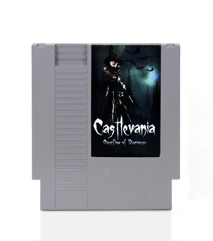 Castlevania: Overflow of Darkness - Nintendo