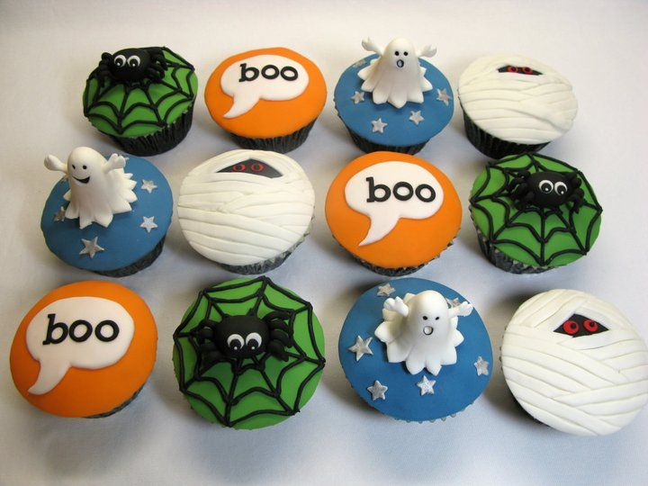 names for halloween cupcakes