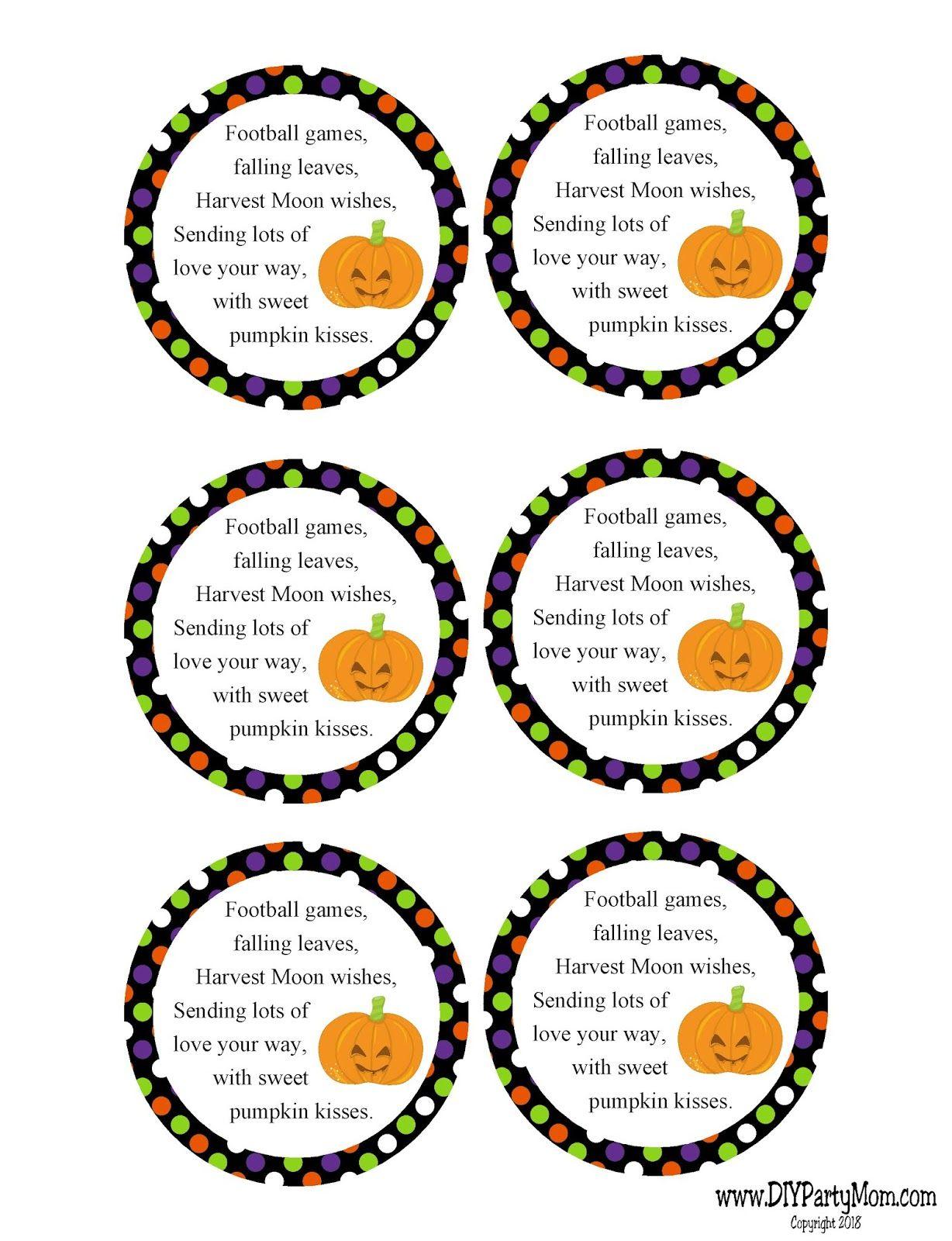Pumpkin Kisses Halloween T Idea