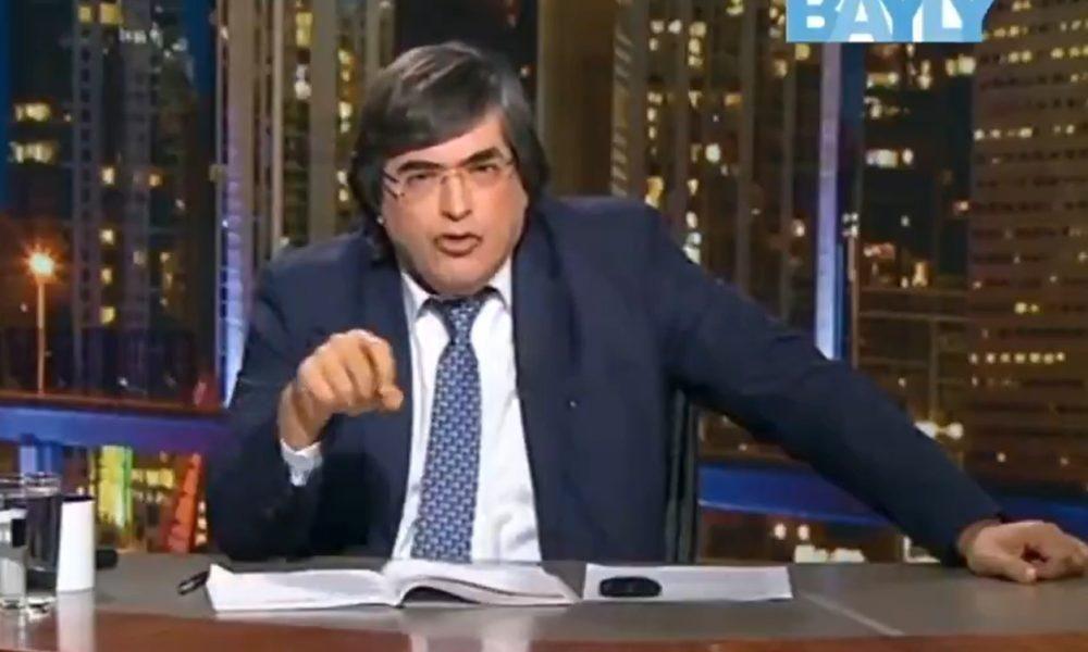 Presentador Peruano Jaime Bayly Culpa A Cuba Y Venezuela De Orquestar Protestas En Chile Scenes Talk Show Shows Jaime bayly hace un análisis. pinterest