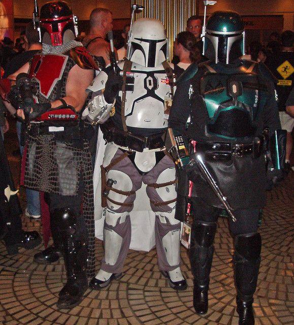 Mandalorian Warriors | by WF&DT