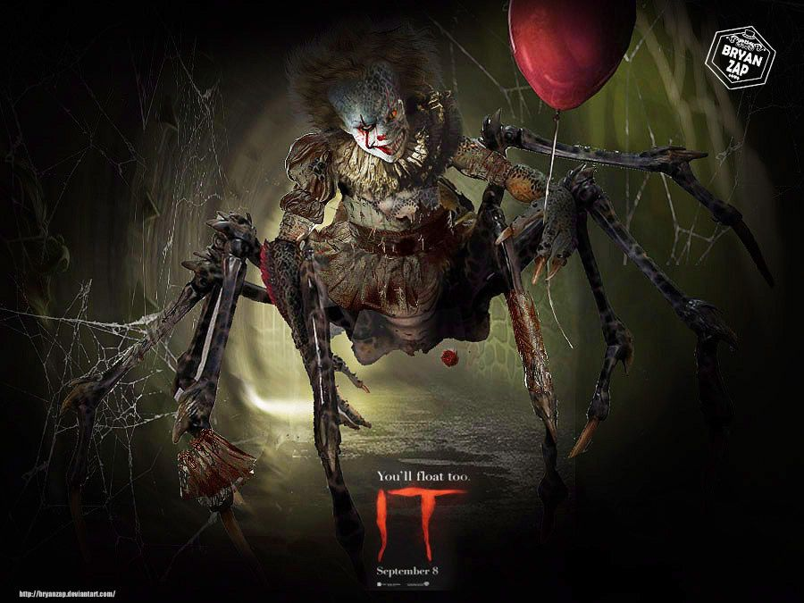 Image result for it spider