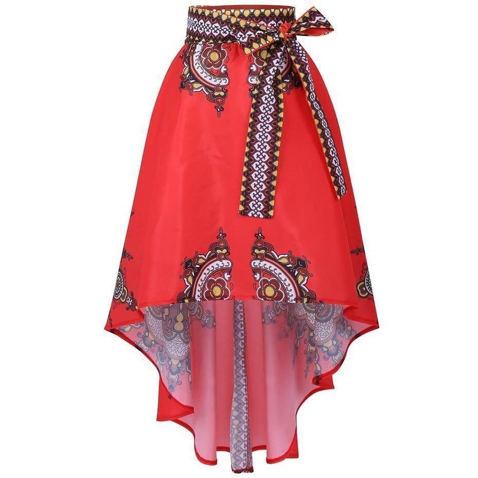 Dashiki Skirt