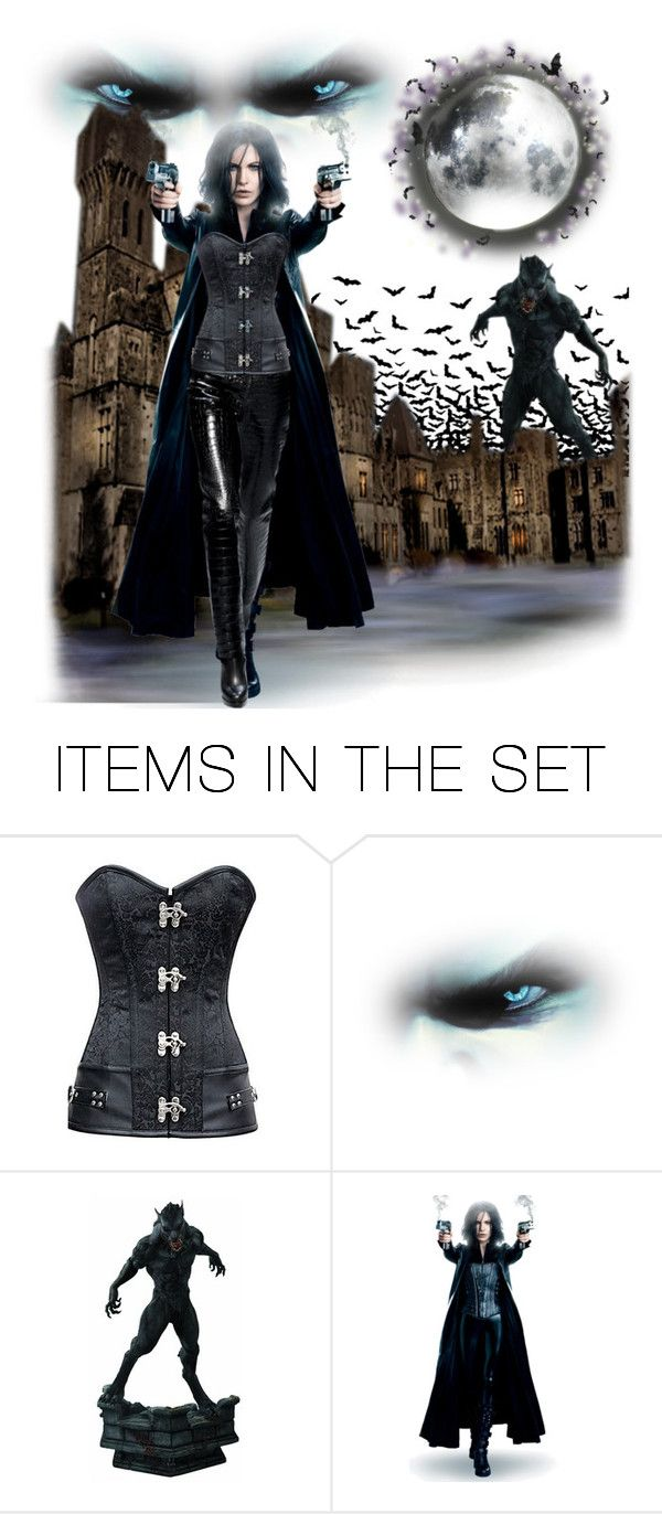 """""""Victor Is Always Ready for a Kill"""" by pdunfee ❤ liked on Polyvore featuring art"""