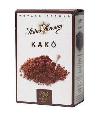 Noi Konsum Dark Cocoa Powder for baking - Made in Iceland