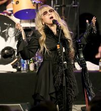 Stevie Nicks performs in concert at the Sound City showcase at Stubbs ...