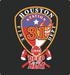 Houston Fire Department Station 31 logo