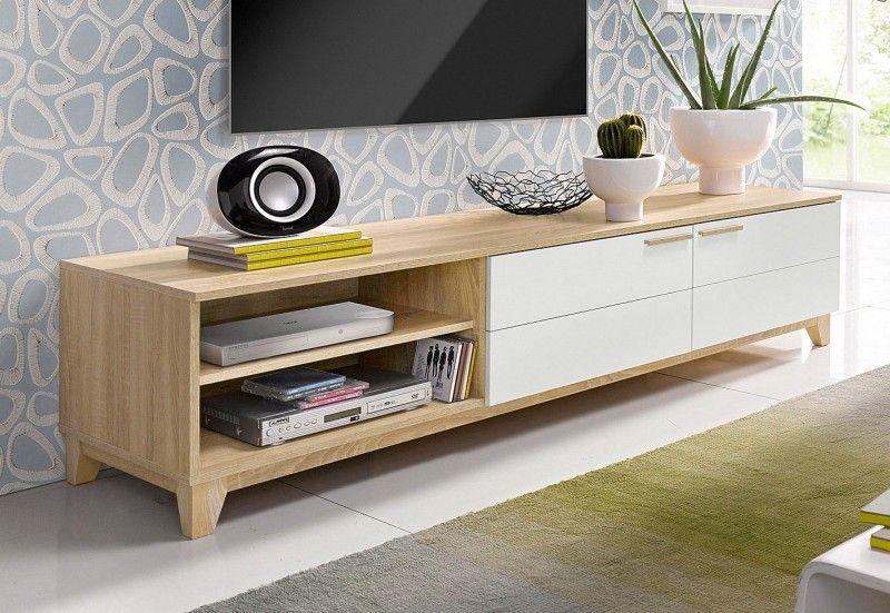 meuble tv style scandinave