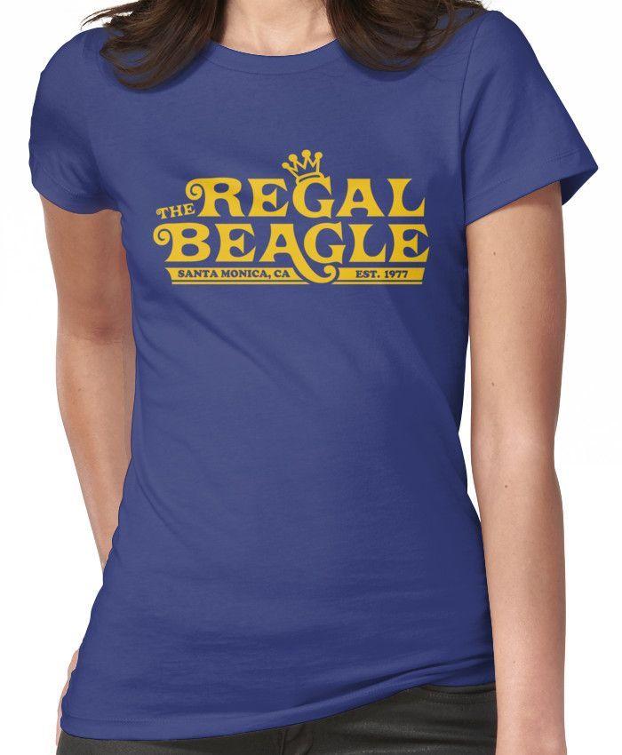 The Regal Beagle Three S Company T Shirt T Shirt By