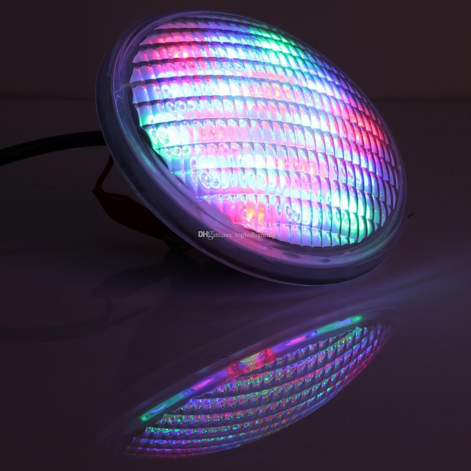 Multi Color Led Pool Light Bulb