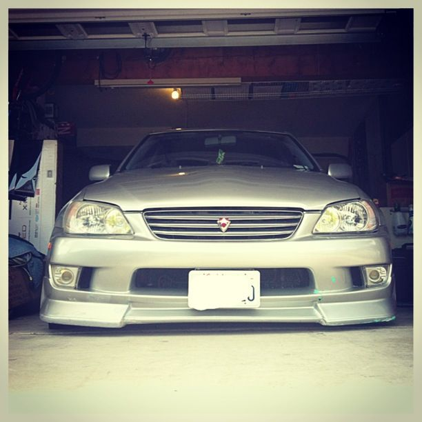 Captivating Toyota Altezza/ Lexus This My Baby. I Stay Static.