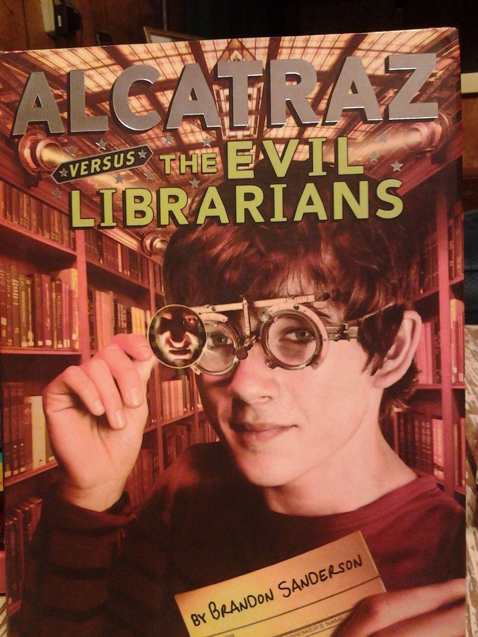 I M Selling Alcatraz Versus The Evil Librarians 5 00 Onselz