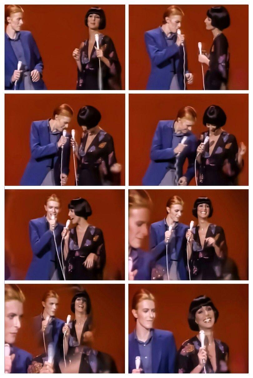 David Bowie and Cher David bowie, Ex husbands, Starman