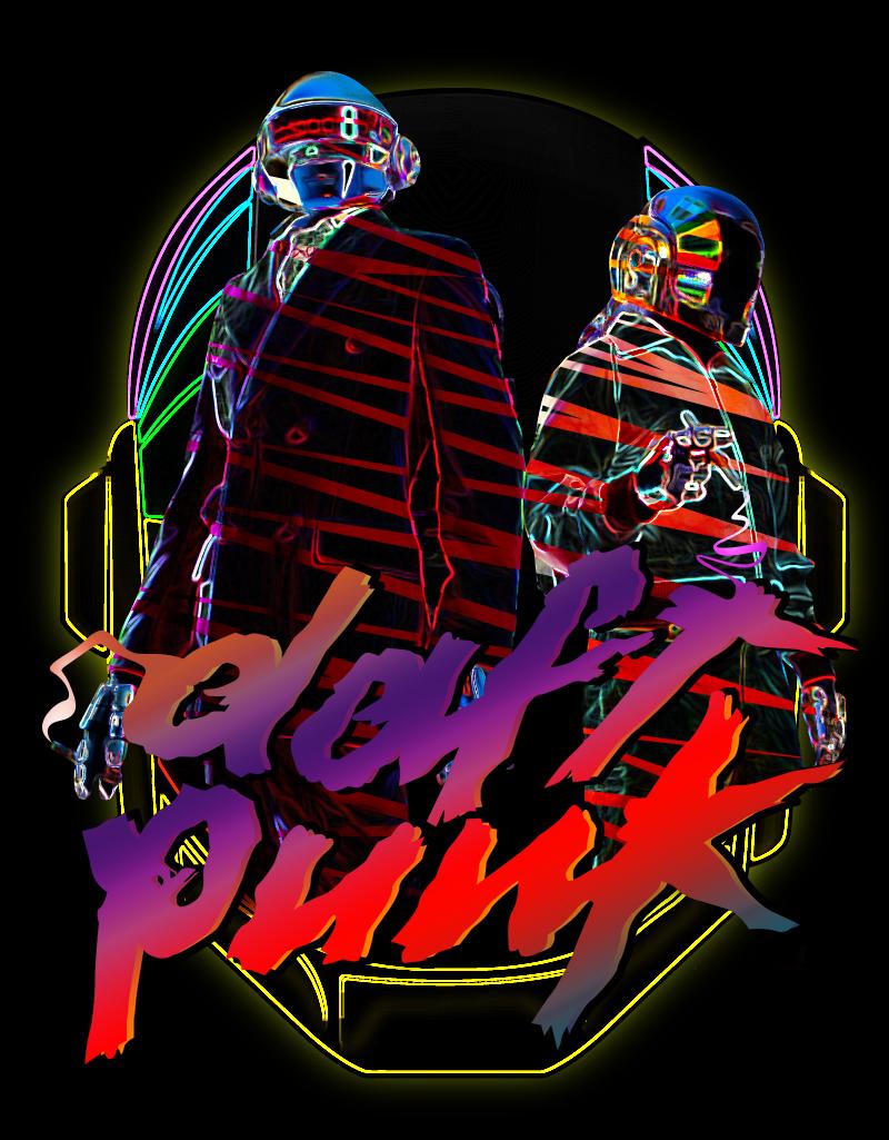 Daft Punk Wallpaper Daft Punk Arte Punk Poster