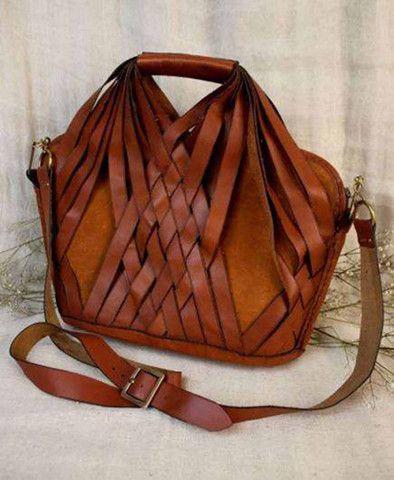 ed250a18d2a2a Noor Design   Ledertaschen