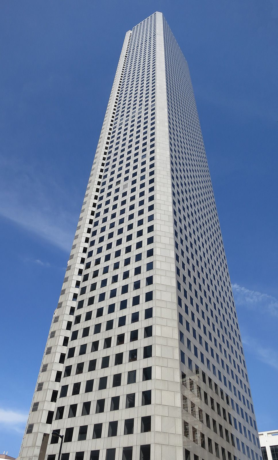 JPMorgan Chase Tower is the tallest building in Houston and the ...