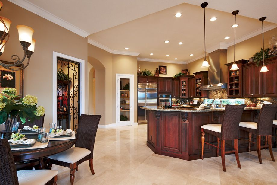 Toll Brothers Bellaria Community Dalenna Gourmet Kitchen And