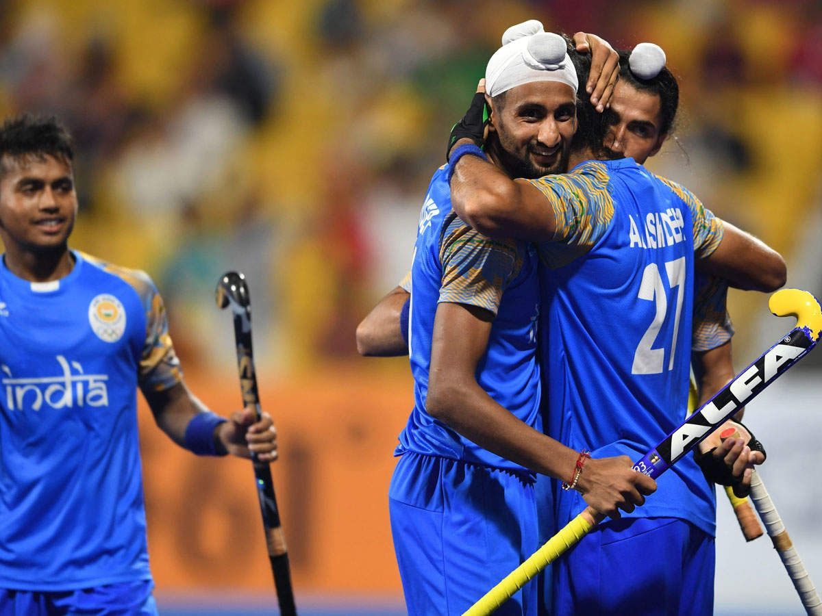 Live Hockey Asian Champions Trophy India vs Oman