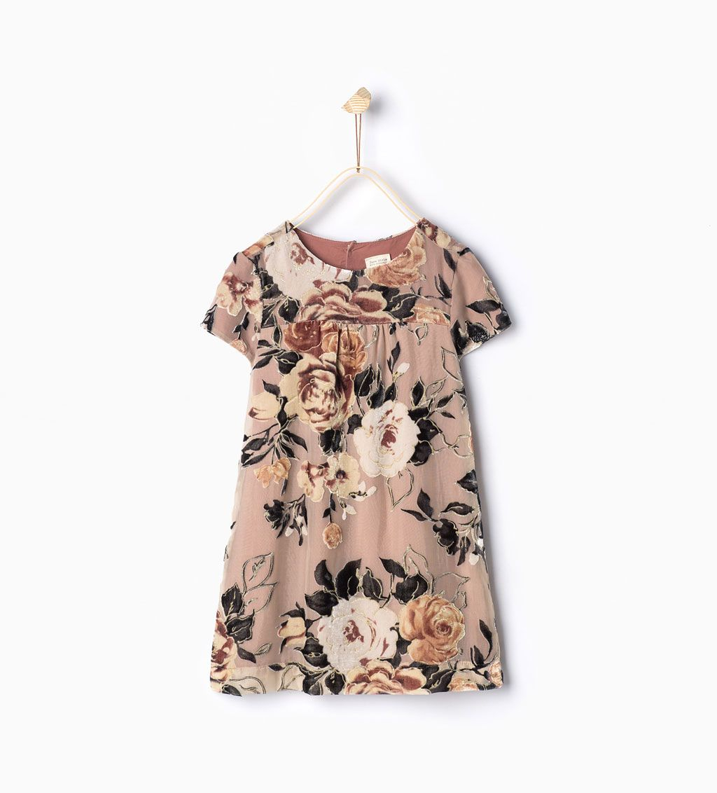 Floral Dress View All Dresses And Jumpsuits Girl Kids 4