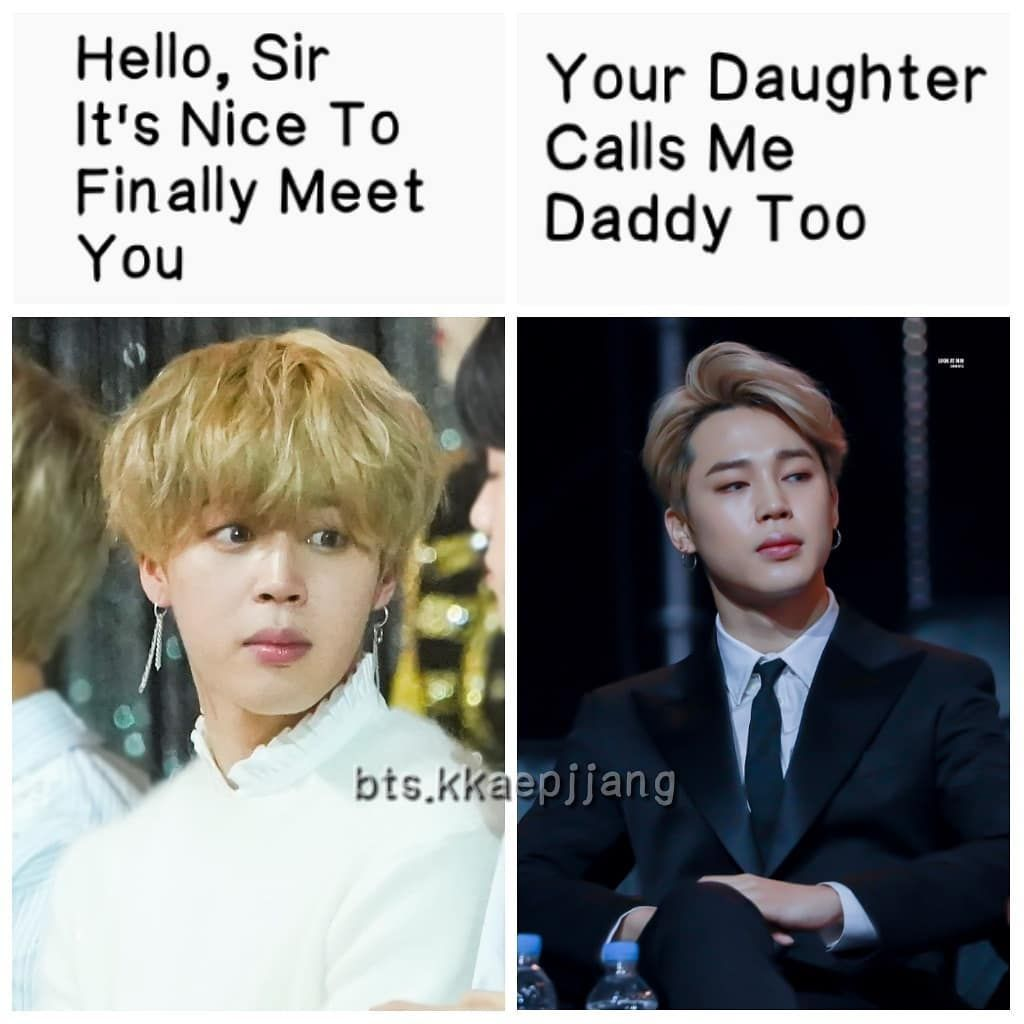 SWIPE FOR MORE] IMAGINE Jimin sings it as a lullaby when you