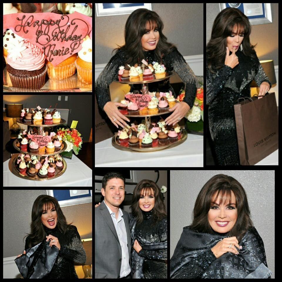 Marie's Birthday At The Flamingo 2014