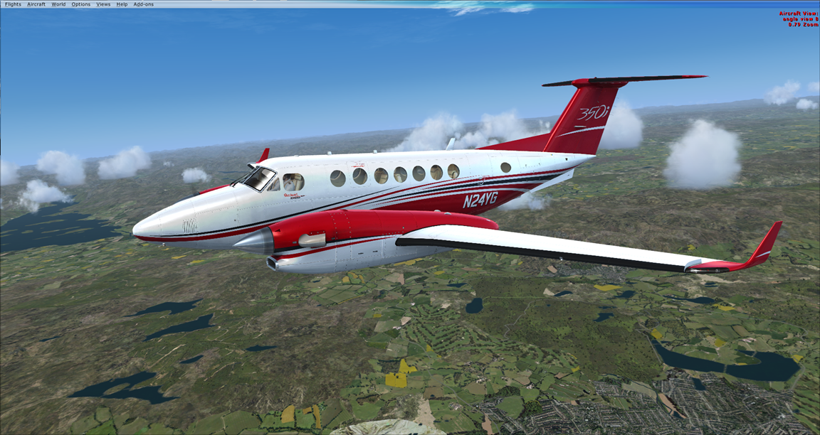Carenado Beechcraft King Air 350i (3) - FSX SE | Microsoft Flight