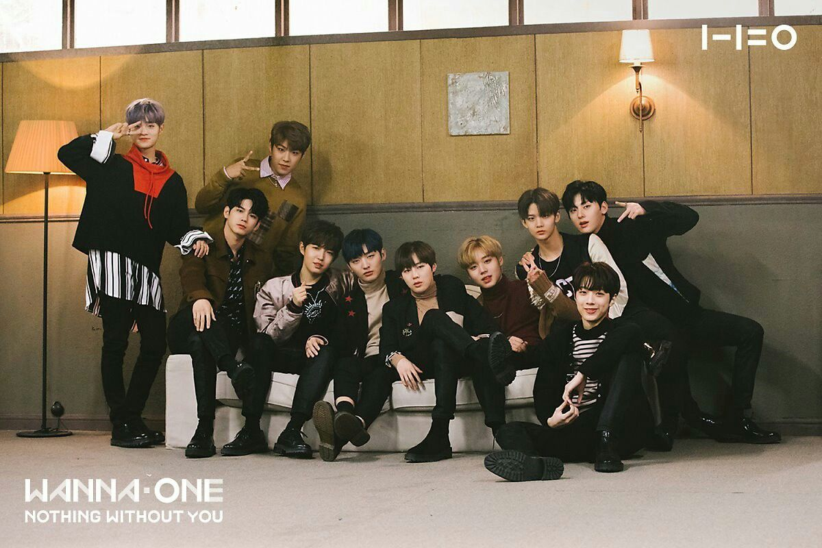 Wanna One Nothing Without You Beautiful Wannaone Nothingwithoutyou Beautiful Kangdaniel Ongseongwoo Parkjihoon Laiguanlin Hwan Produce 101 Lagu The One