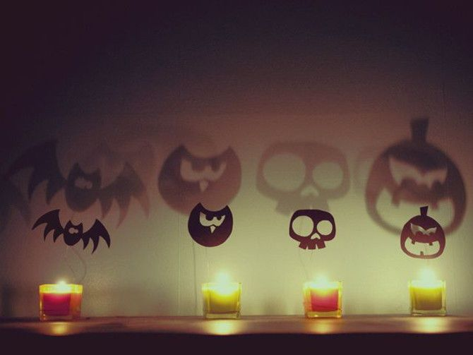 13 Creepy Ways to Decorate Your Home for Halloween - The Krazy - how to decorate home for halloween