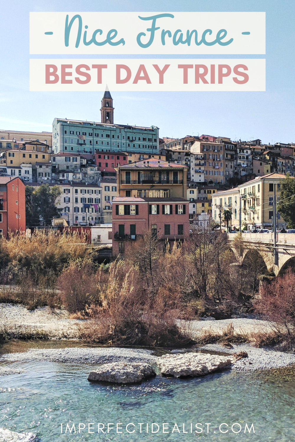 5 Prettiest Day Trips From Nice France By Train And Bus In 2020